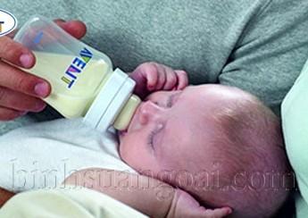 Bình sữa bình bú Avent Classic 260ml
