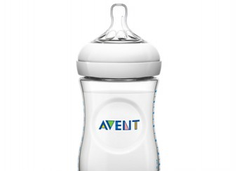 Binh sua Avent Natural 260ml