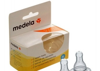 Núm ty thay bình sữa Medela