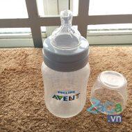 Bình sữa Avent Classic 260ml Anh quốc