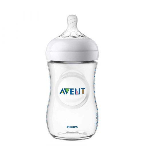 Bình sữa Avent Natural 125ml, mô phỏng tự nhiên