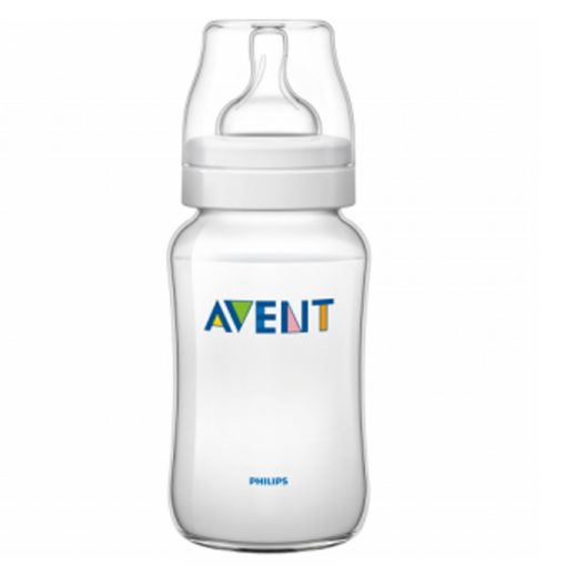 Bình sữa Avent Classic 260ml Anh quốc, chống sặc, đầy hơi cho bé
