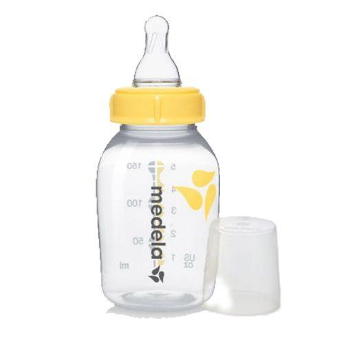 Bình sữa Medela 150 ml – ty mềm nhất cho trẻ sơ sinh