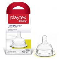 Núm ty bình sữa Playtex cổ rộng