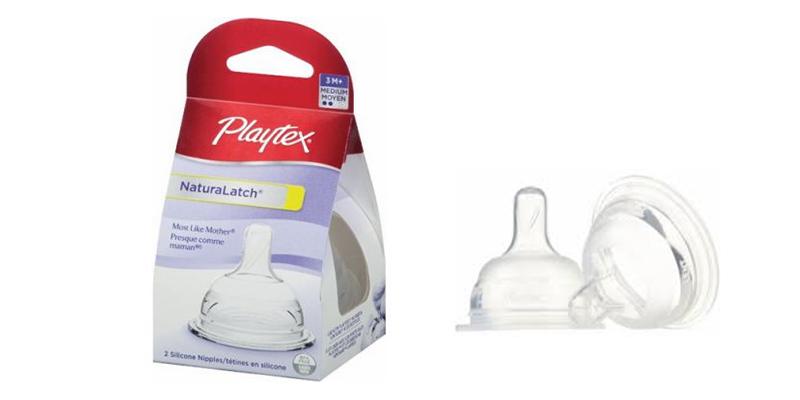 Núm ty bình sữa Playtex