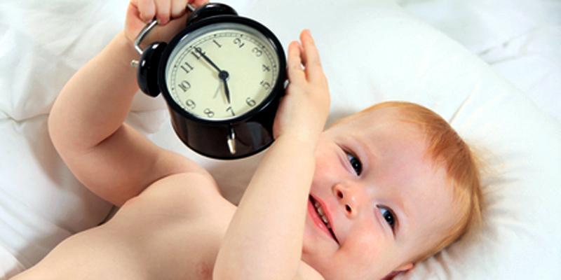 luyện tập thói quen sinh hoạt cho bé