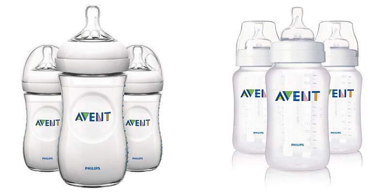 Bình sữa Avent 260ml chống sặc