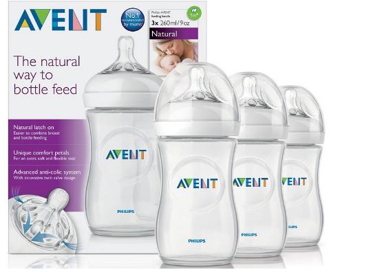 Bình sữa Avent mô phỏng tự nhiên