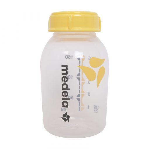 Bình trữ sữa Medela, thương hiệu an toàn, sản phẩm tiện lợi