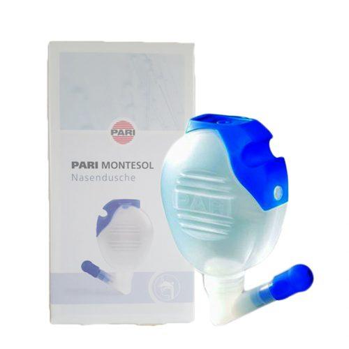 Bình thông rửa mũi PARI MONTESOL, điều trị viêm mũi, xoang, dị ứng