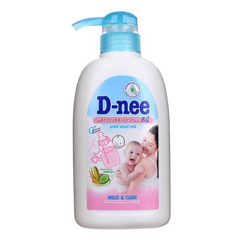 Nước Rửa Bình Sữa D-nee 500ml – An toàn khi sử dụng