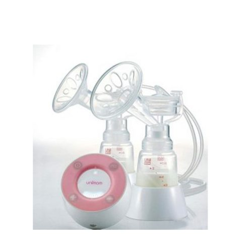 Máy hút sữa Unimom Minuet Eco UM871708 điện đôi cao cấp