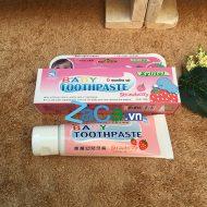 Kem đánh răng hương dâu
