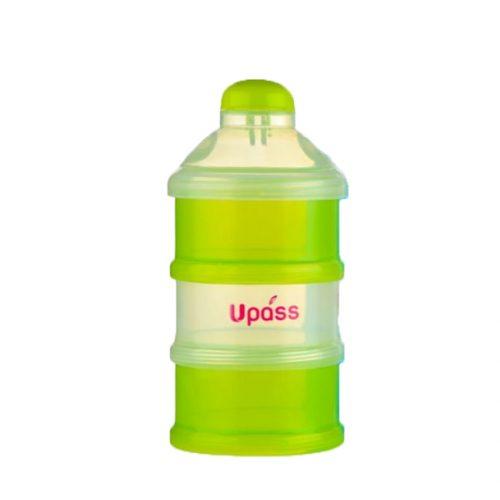 Hộp Chia Sữa Upass 3 Ngăn UP8009SL – Tiện Lợi , An toàn
