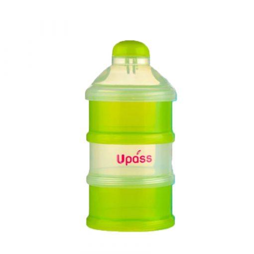 Hộp Chia Sữa Upass 3 Ngăn UP8009SL - Tiện Lợi , An toàn