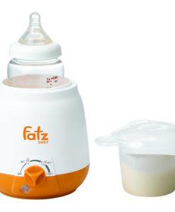 Máy Hâm Sữa 3 Chức Năng Không BPA Fatz FB3003SL Chính Hãng (BH 1 Năm)