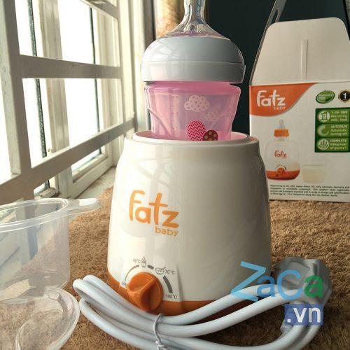 Máy Hâm Sữa 3 Chức Năng Không BPA Fatz FB3003SL Chính Hãng