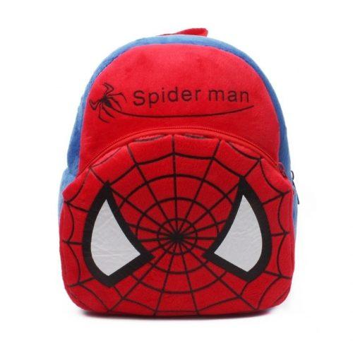 Balo người nhện siêu nhân spider man 3d dành cho bé đi học mẫu giáo