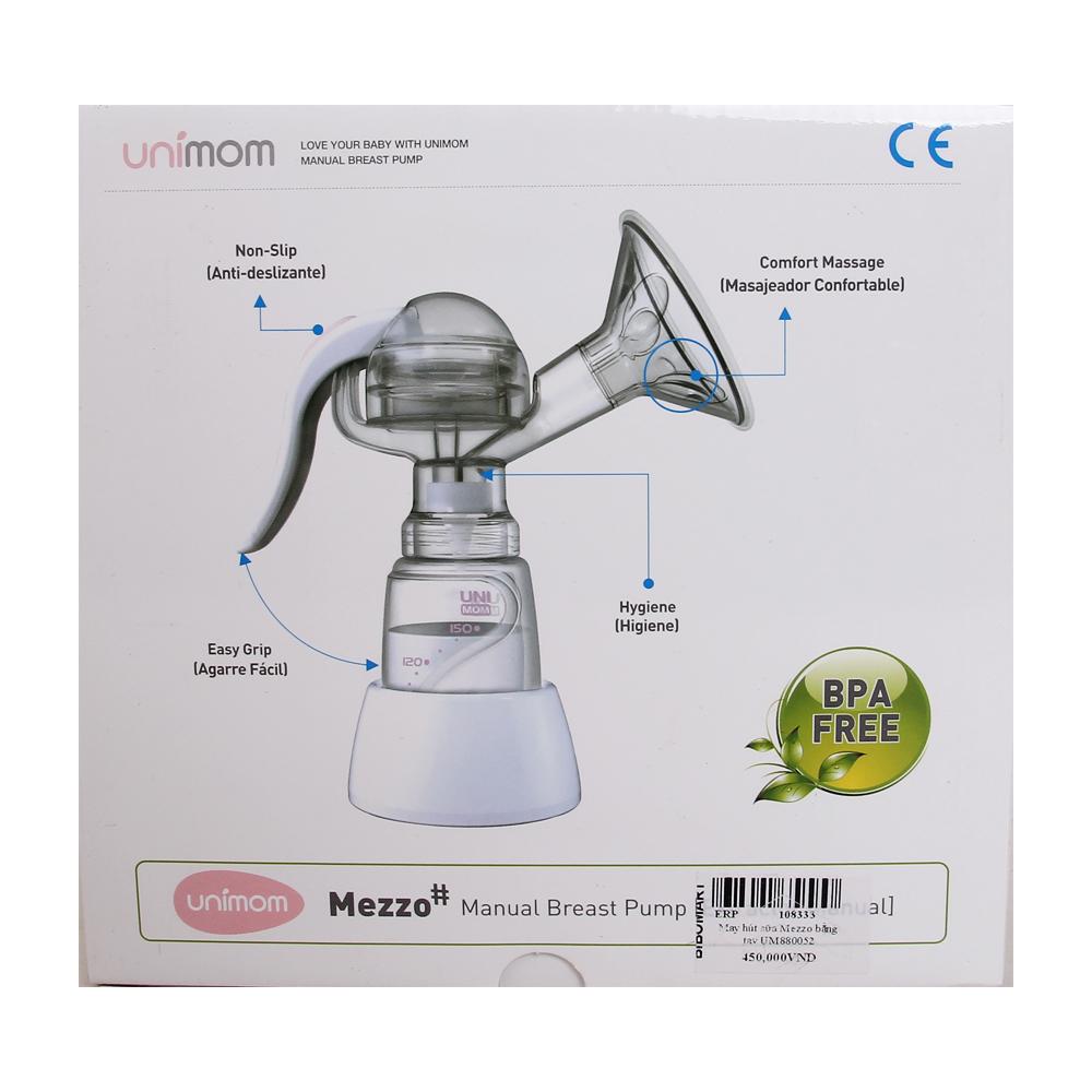 Máy hút sữa Unimom Mezzo