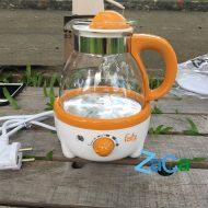 Máy hâm nước pha sữa 600ml Fatz Baby FB3006SL