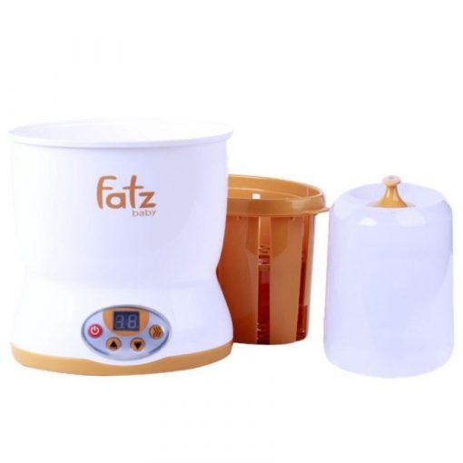 Máy Hâm và Tiệt Trùng 2 Bình Sữa Fatz FB3018SL Chính Hãng