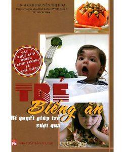 Sách Trẻ Biếng Ăn